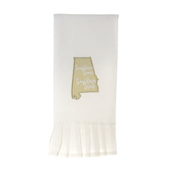 "Alabama ""Southern Born"" Towel"