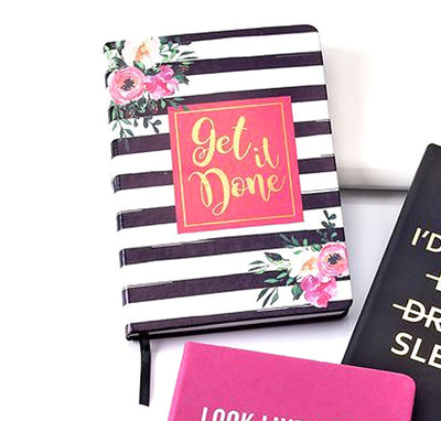 Notebook/Journal-Get it Done