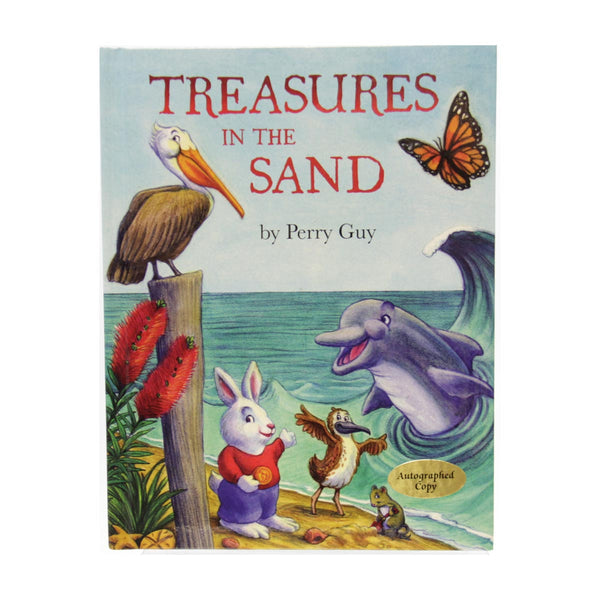 Treasures in the Sand Book