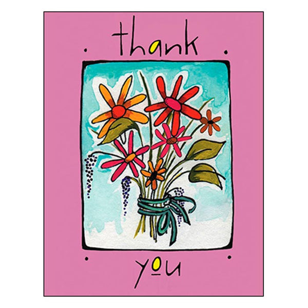 Thank You & Appreciation Card: Thank you so much!