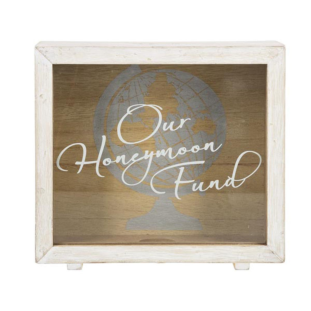 Shadowbox Bank - Our Honeymoon Fund