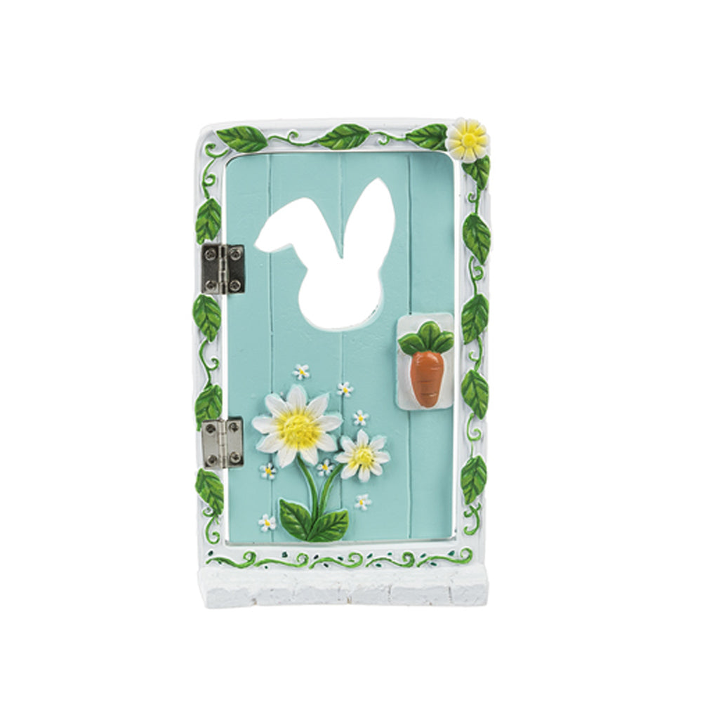 Magical Bunny Door-Blue