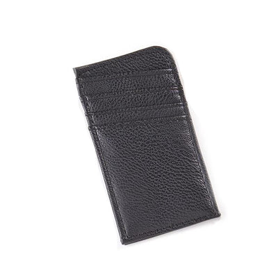 RFID Card Guard Design Wallet-Black