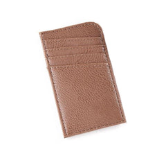 RFID Card Guard Design Wallet-Brown