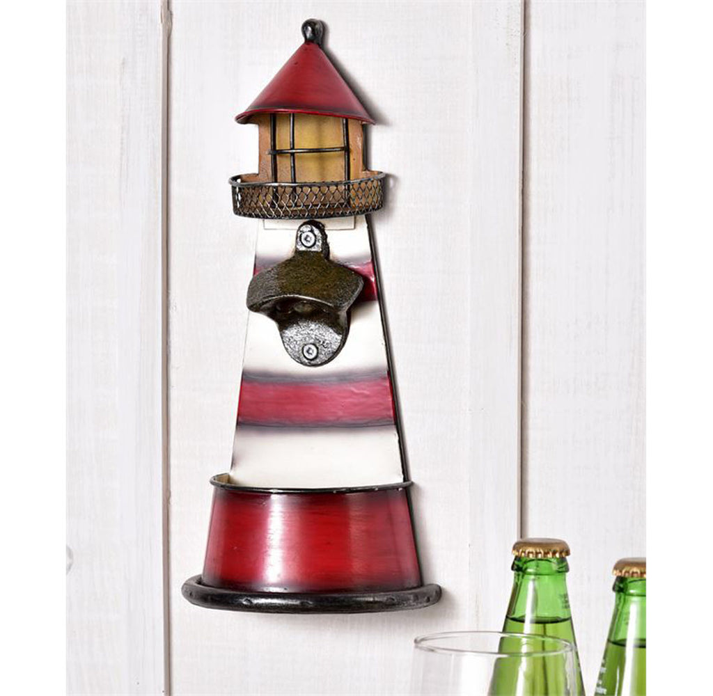 Lighthouse Design Bottle Opener