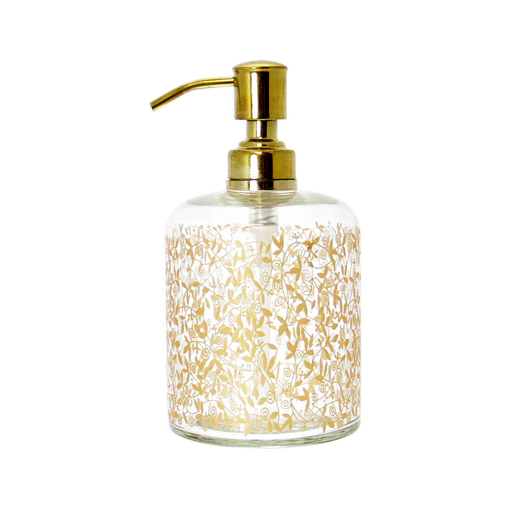 Soap Dispenser Gold