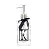 Monogram Soap & Lotion Dispenser K