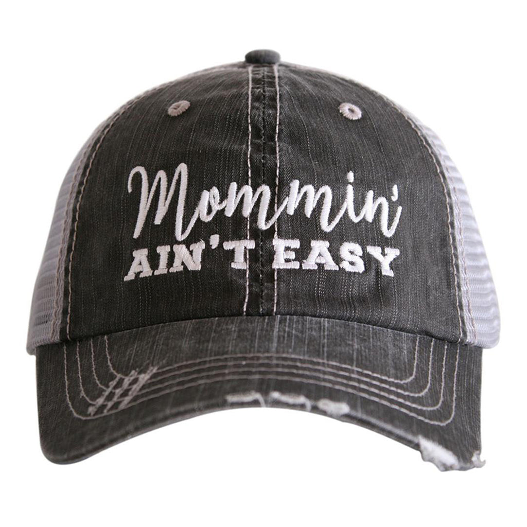 Katydid Hat Mommin' AIN'T EASY