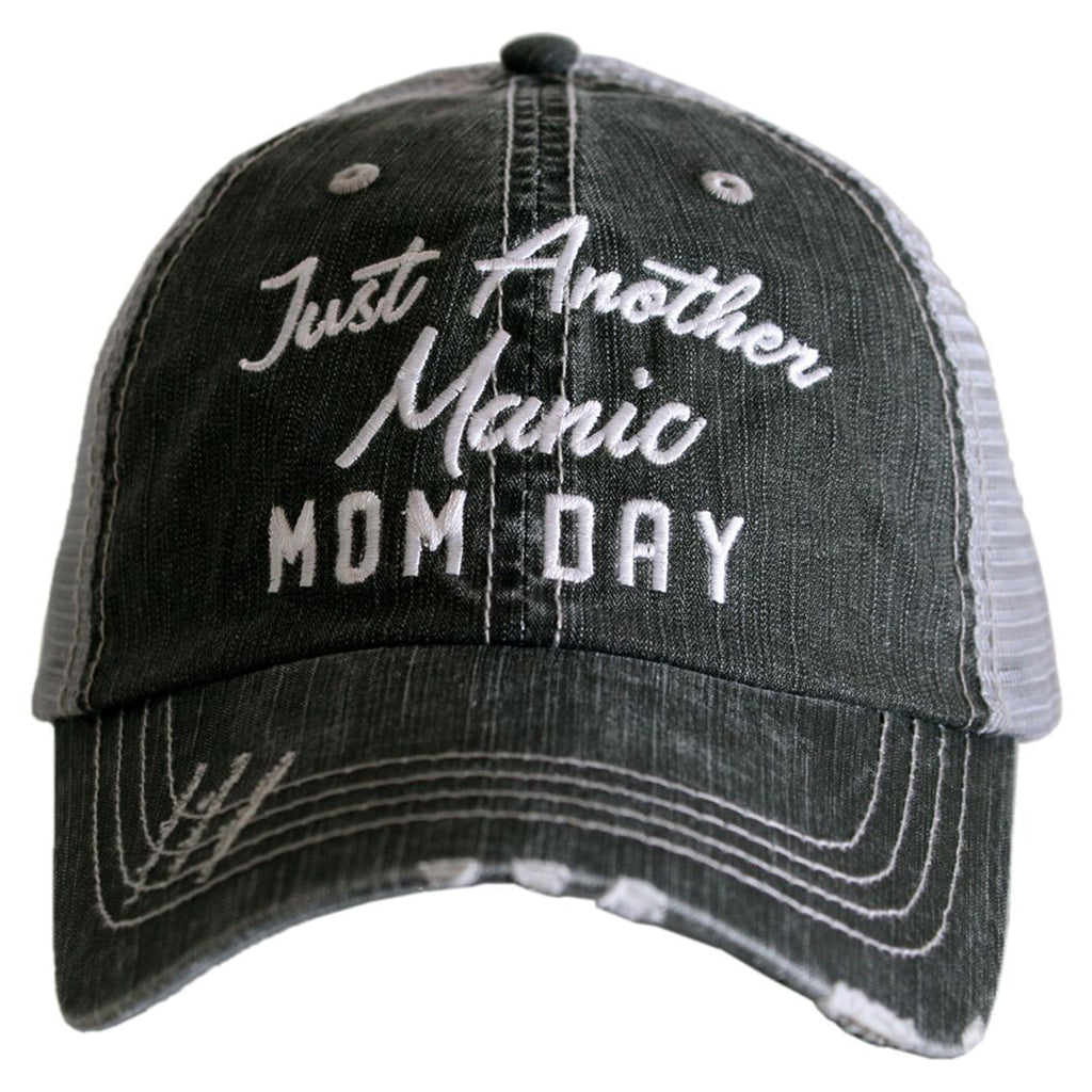 "Katydid Hat ""Just Another Manic MOM DAY"""