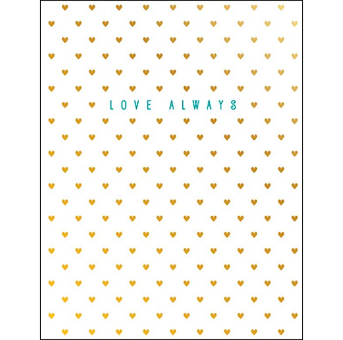 Anniversary Card: Love Always and Forever