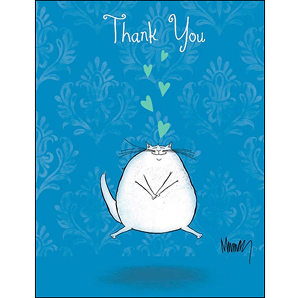 Thank You & Appreciation Card: Thank You You're the best!