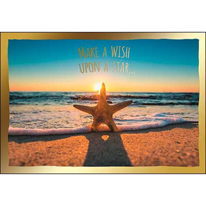 Graduation Card: Happy Graduation and oceans full of wishes-come-true!