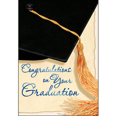 Graduation Money Card: Wishing you a future filled with limitless opportunities.