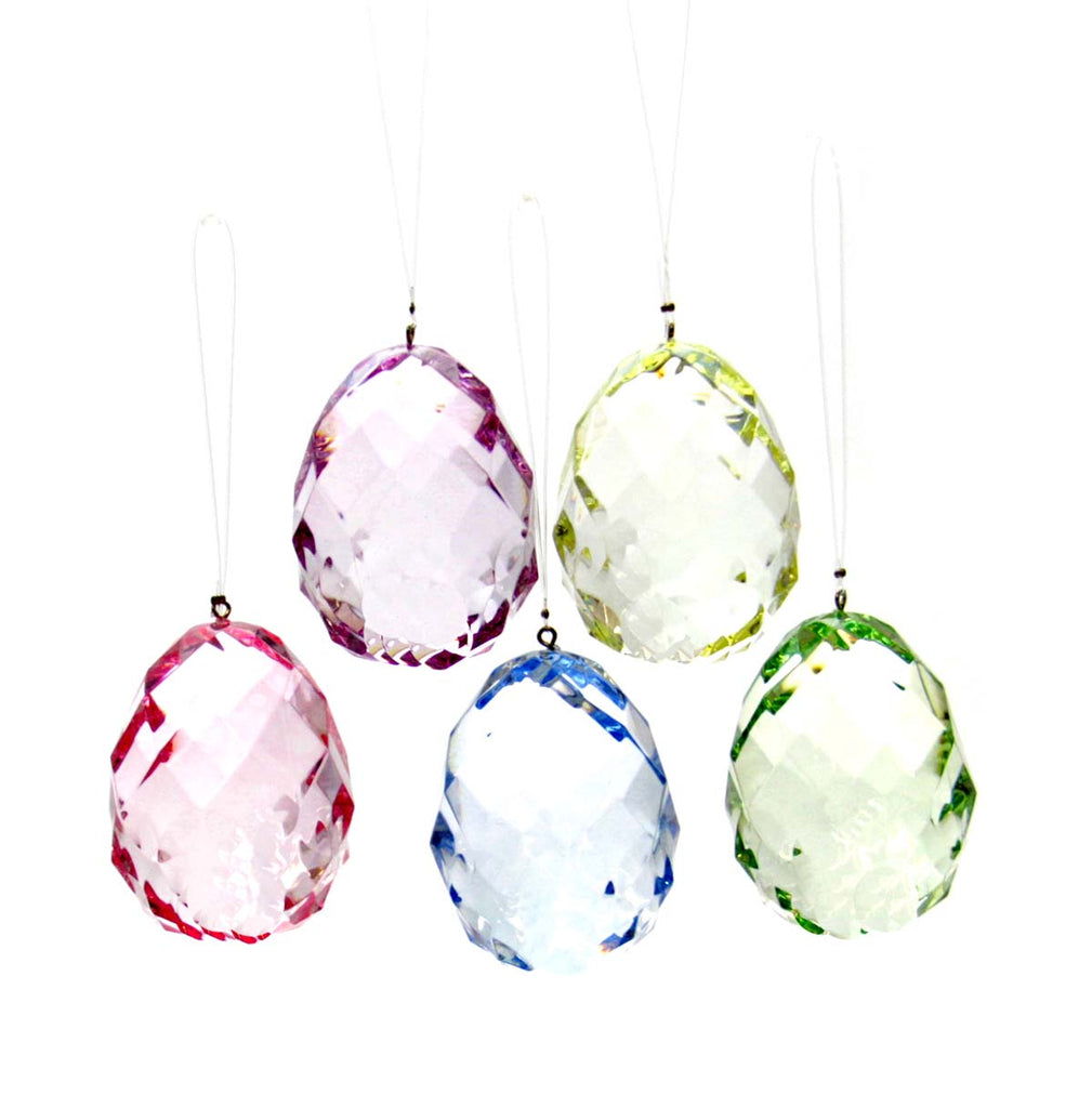 Acrylic Hanging Eggs