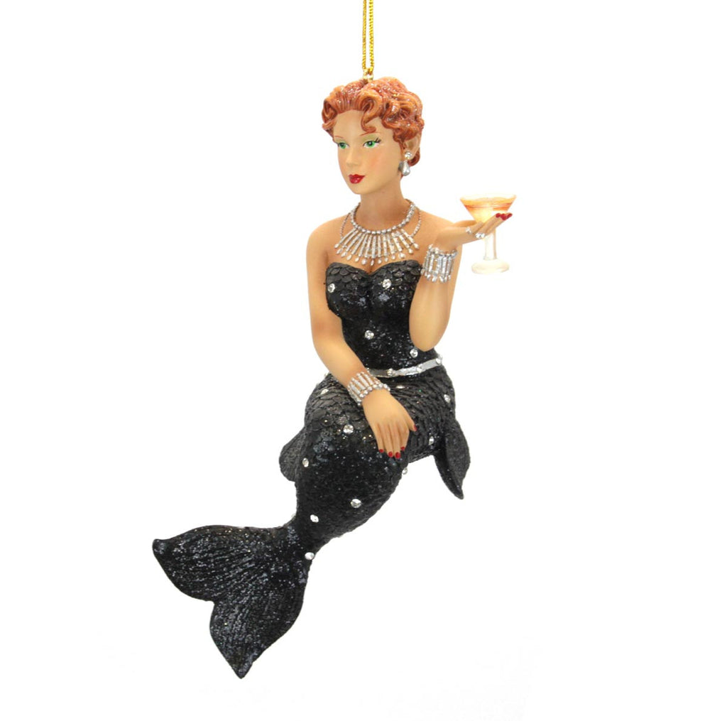 December Diamonds Stinger Mermaid Ornament