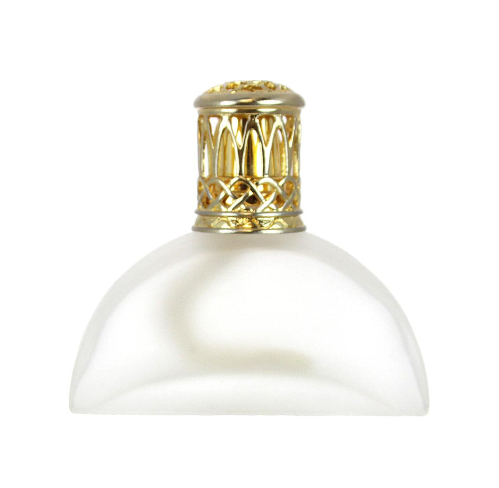 Half Moon Perfume Lamp Gold