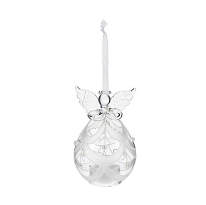 Angel LED Pearl Ornament Style 1