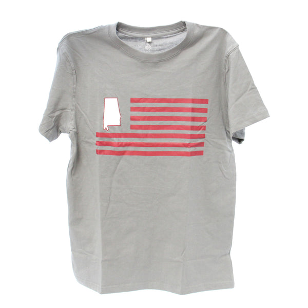 Alabama flag shirt