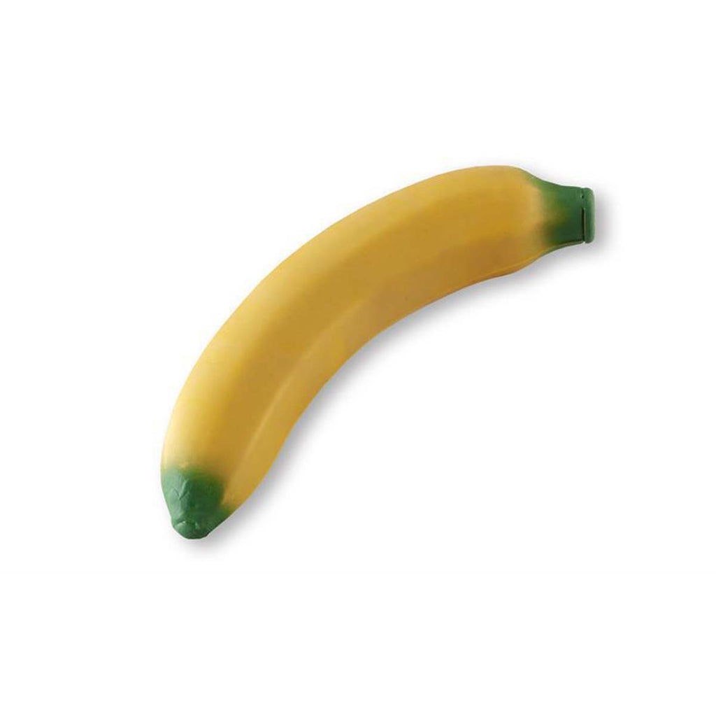 Bright Yellow Banana Design Stretch Ball