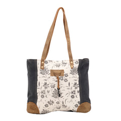 Abstract Key Tote Bag