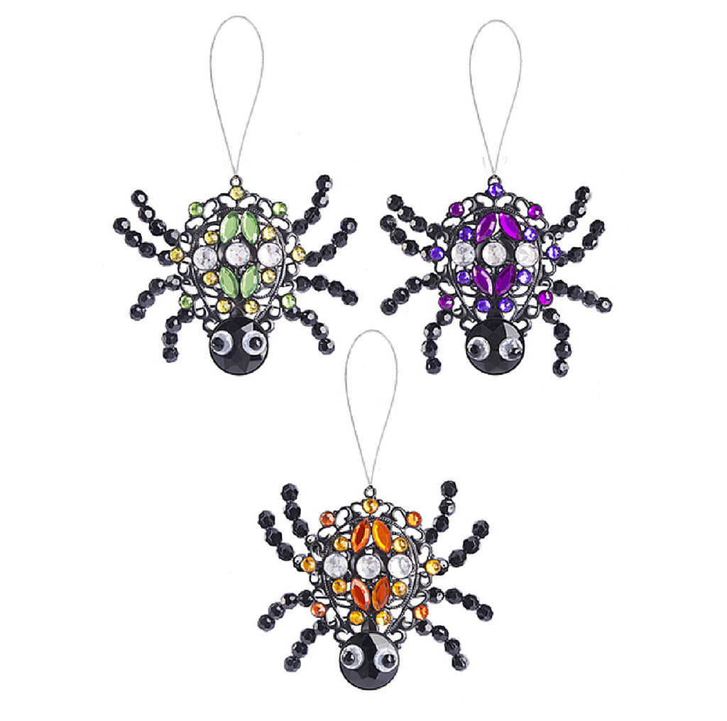 Acrylic Spider Ornaments