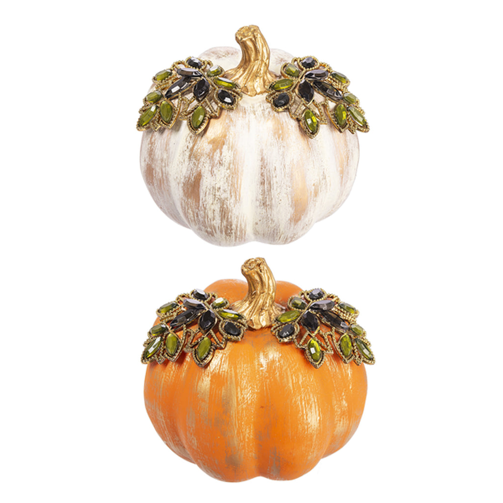 Ornate Pumpkin Decor