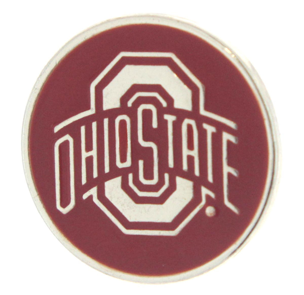 Ohio State Snap Button
