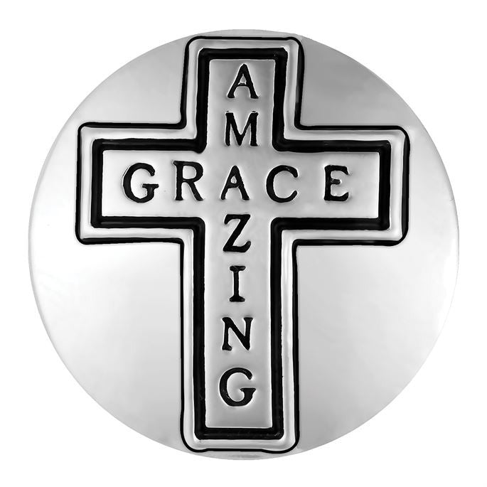 Ginger Snaps Amazing Grace Cross Snap