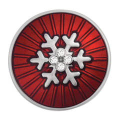 Ginger Snaps Red Radius Snowflake Snap