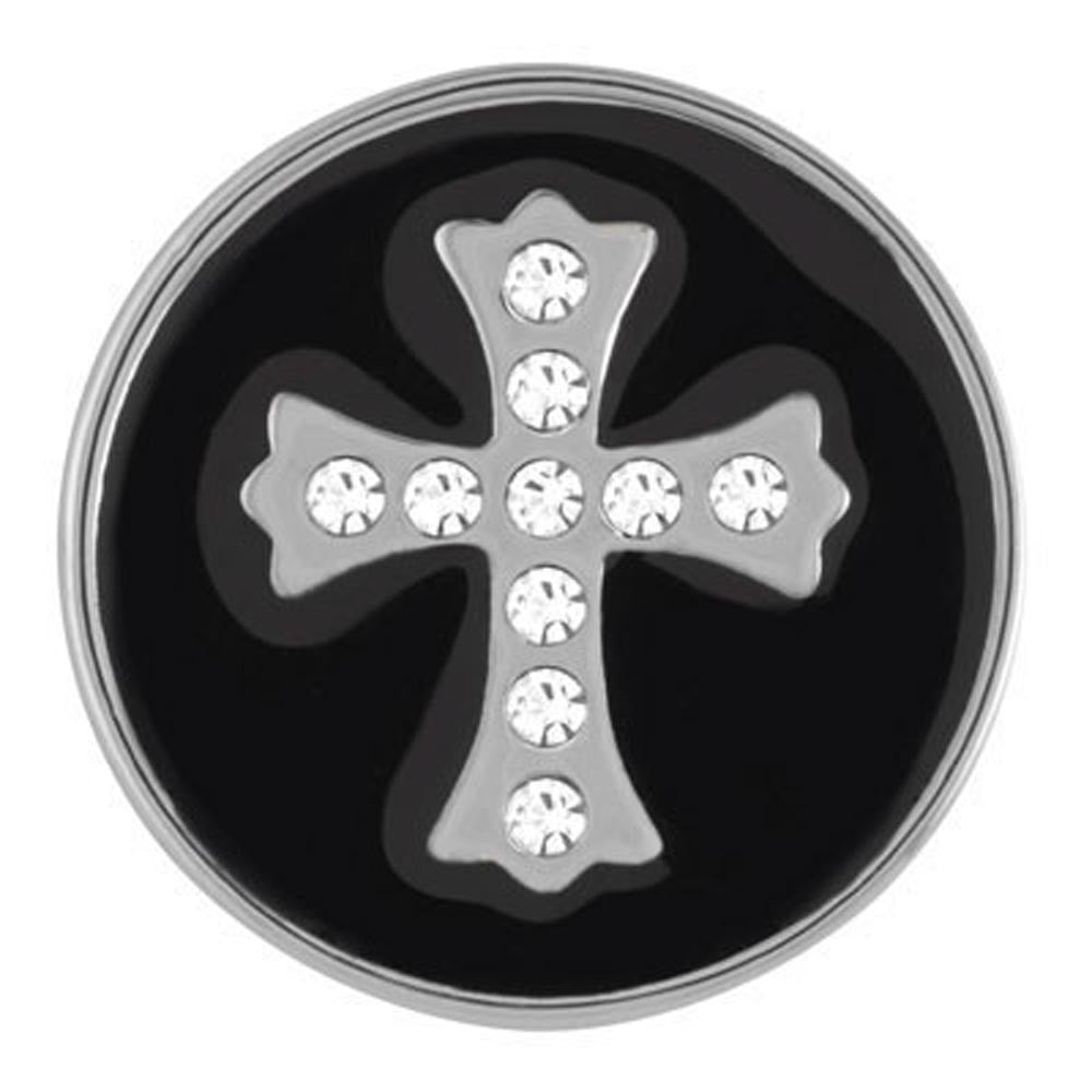 Ginger Snaps Black Snap - Stone Cross Snap