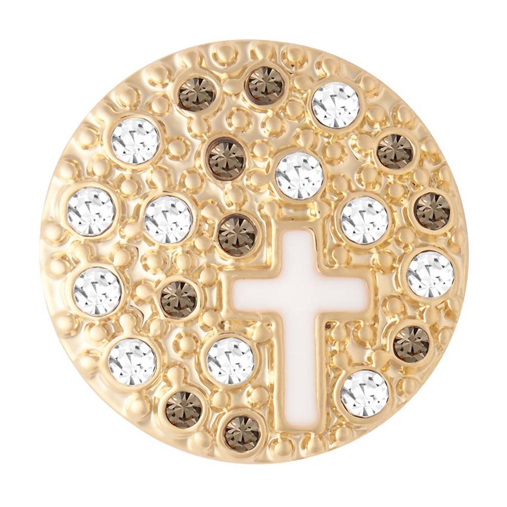 Ginger Snaps Kiss - Cross Gold Snap