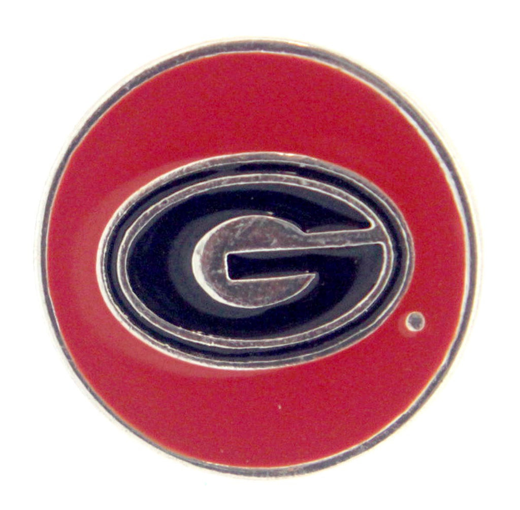 Georgia Bulldogs Snap Charms