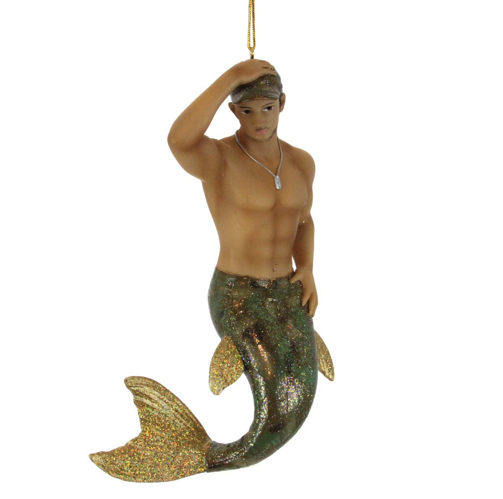 December Diamonds Camo Merman