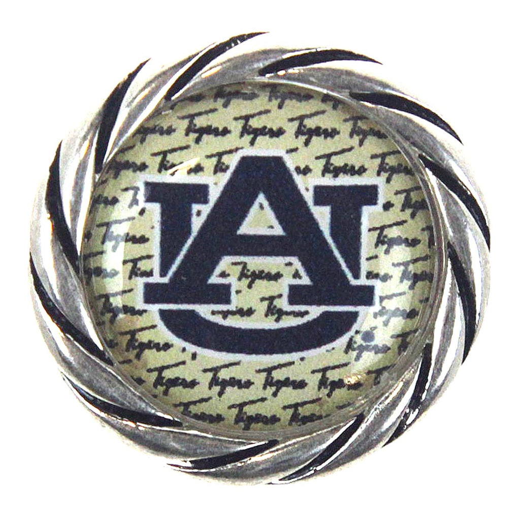 Auburn Tigers Snap Charms