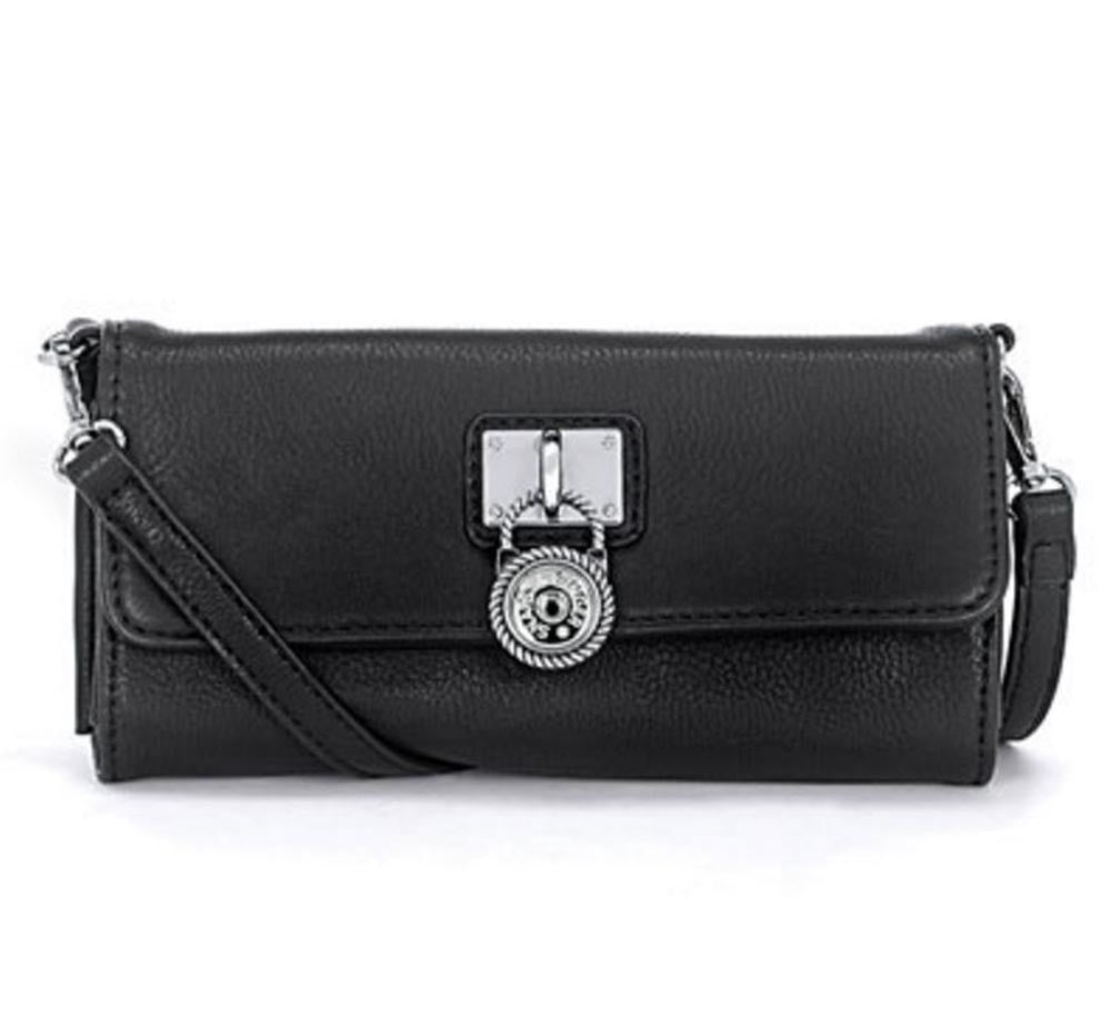 Ginger Snaps Heidi Wallet Black