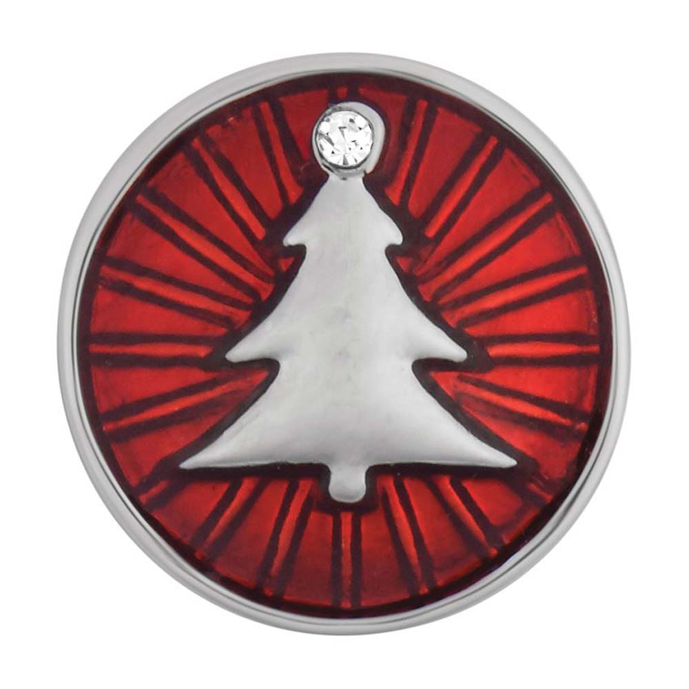 Petite Ginger Snaps Red Radius Tree