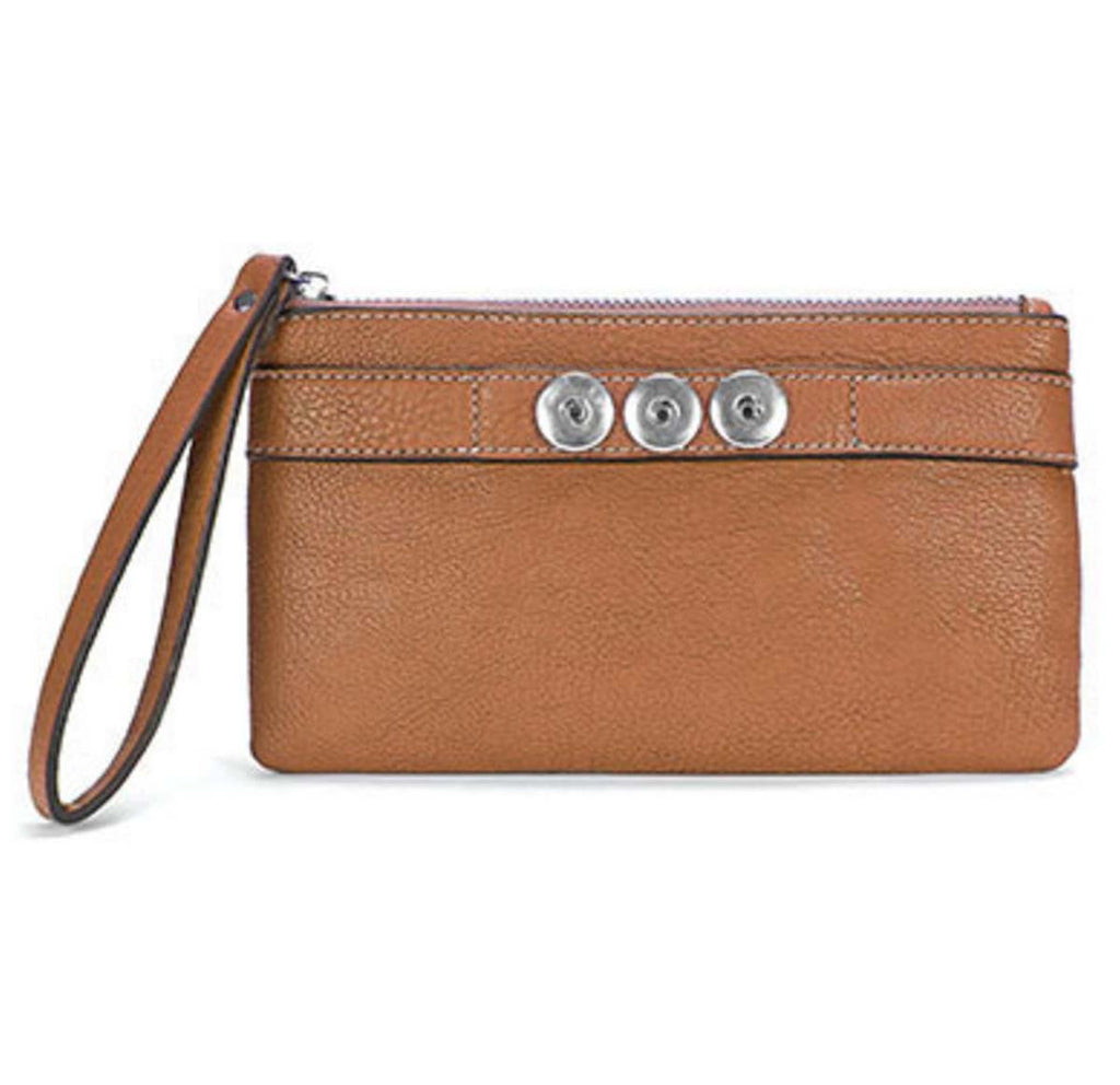 Ginger Snaps Travel Zipper Pouch