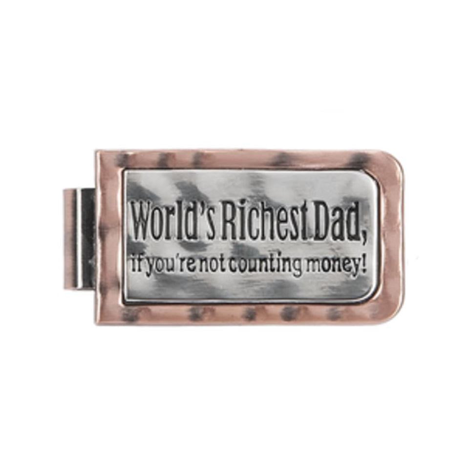 Money Clip - World's Richest Dad