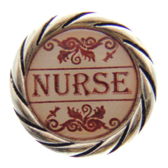 Nurse Snap Button