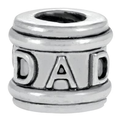 Dad Barrel Bead