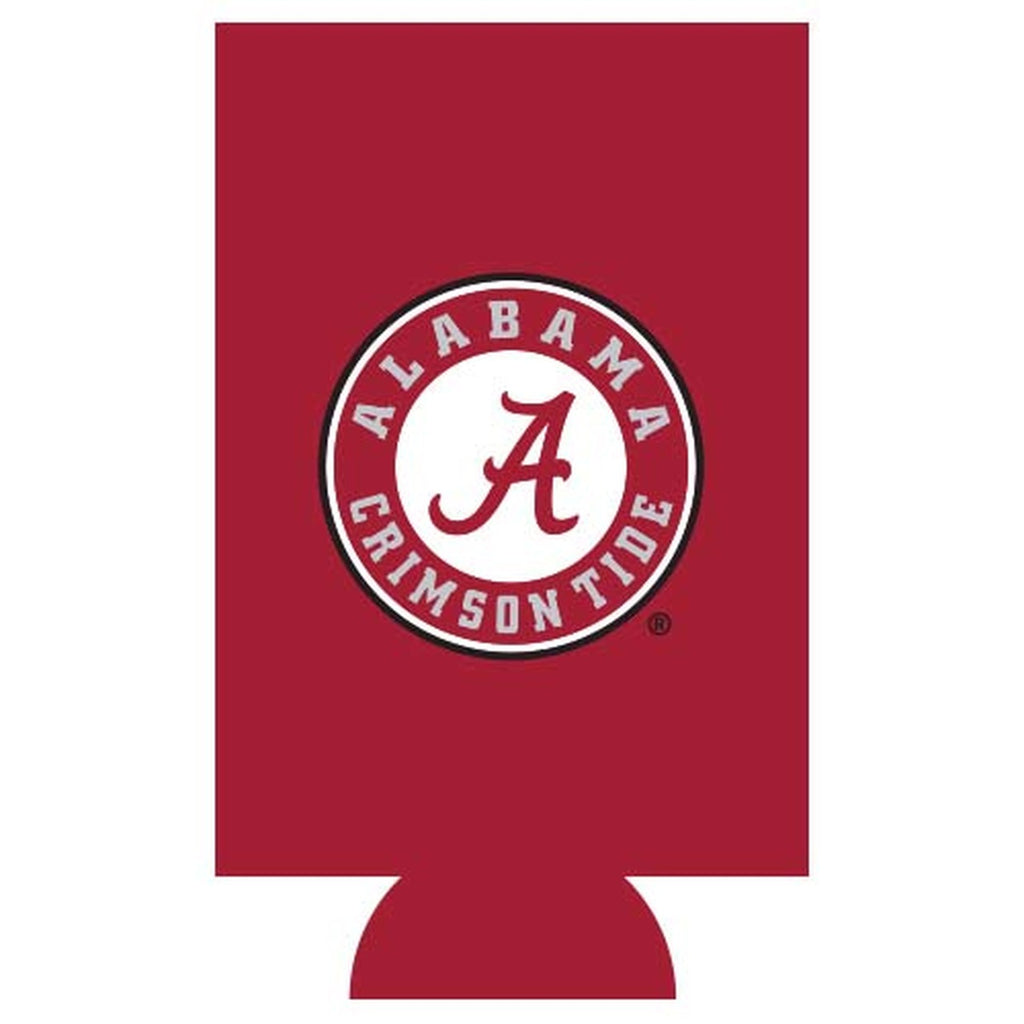 Alabama 12oz. Energy Coozie Crimson
