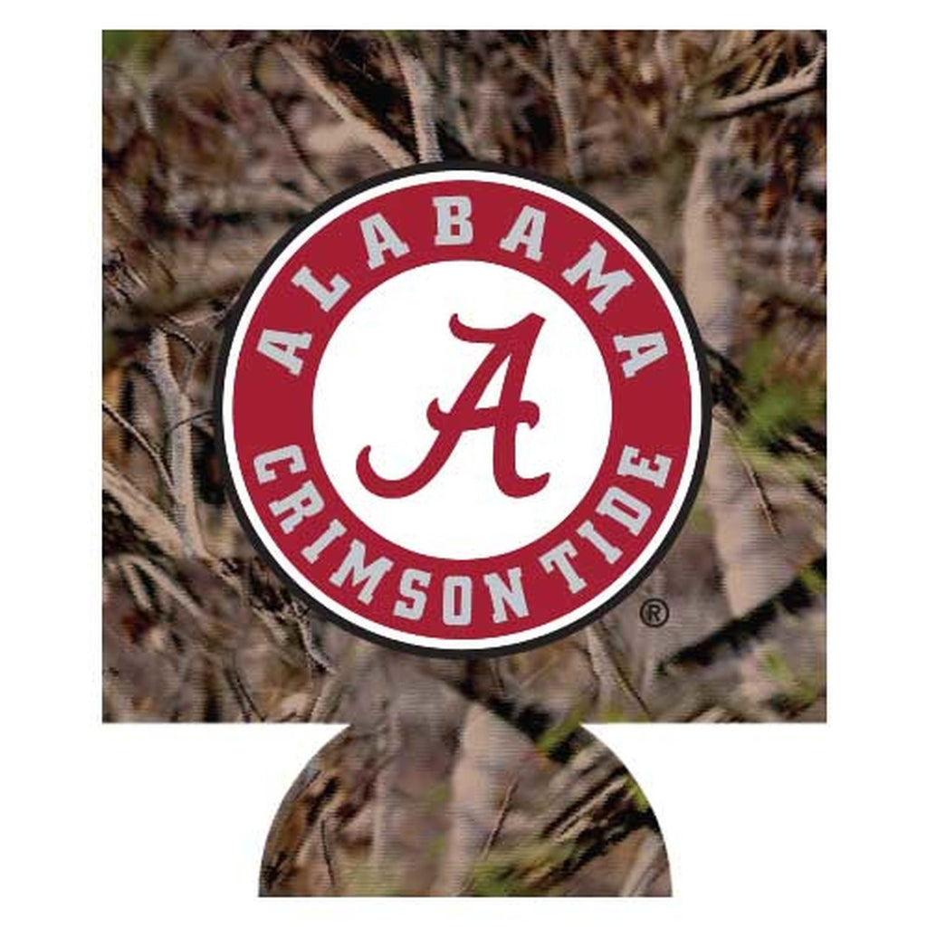 Alabama Can Coozie Camo