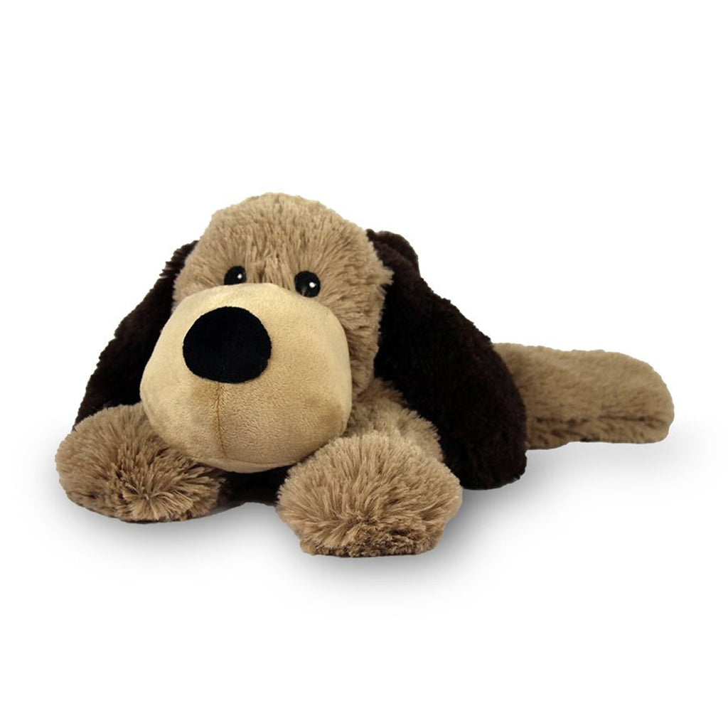 "Warmies® 13"" Laying Down Dog"