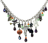 Spirit Of Halloween Charm Necklace