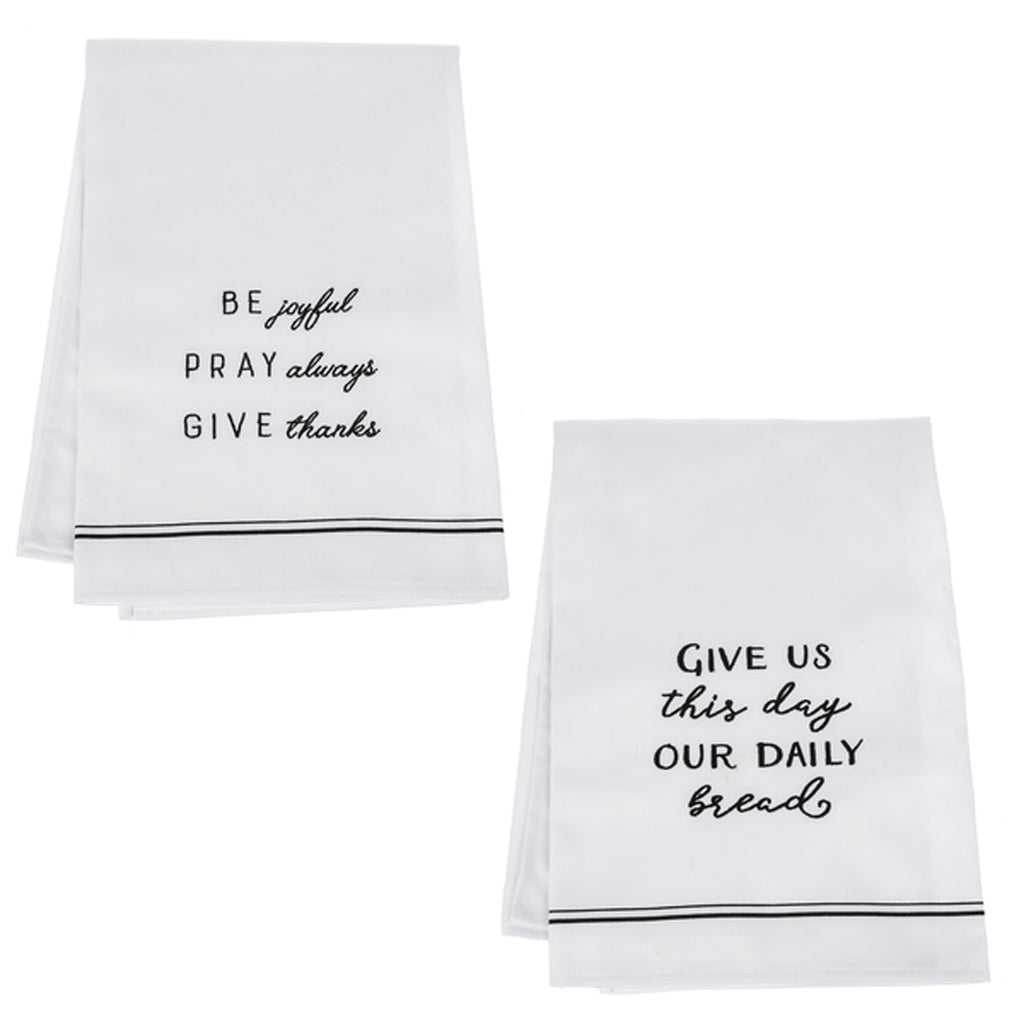 Farmhouse Faith Kitchen Towels