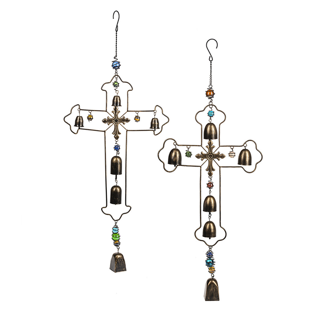 Cross Windchimes