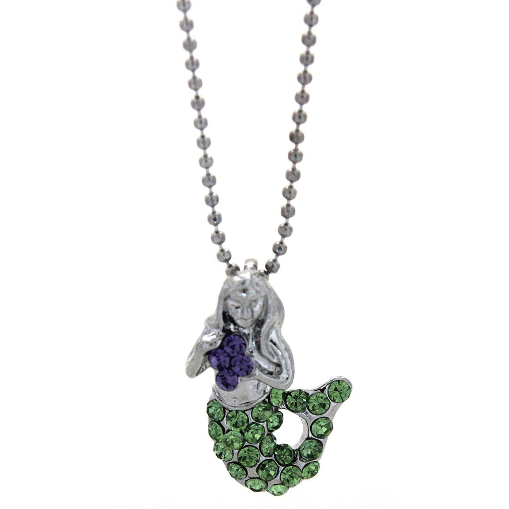 Mermaid Necklace Peridot