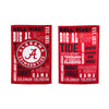 Fan Rules Garden Flag Alabama