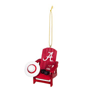 University of Alabama Adirondack Ornament