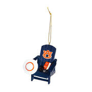 Auburn University Adirondack Ornament